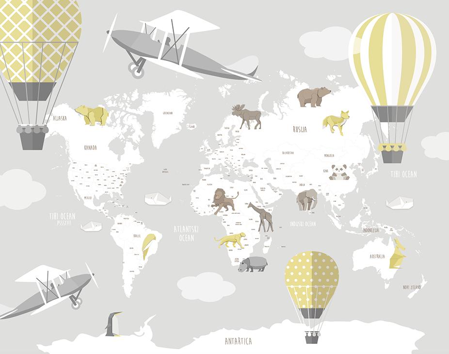 World_map_wallpaper